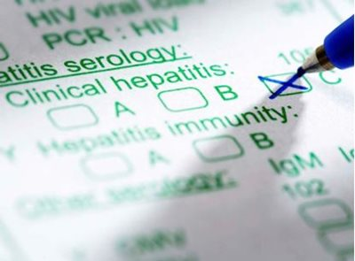 Show details for Hepatitis C Test